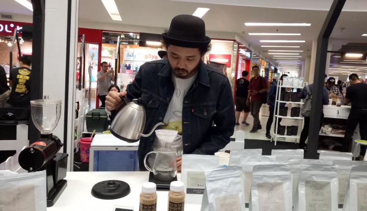 Ikuti Cupping 1000 Cangkir Kopi dan Kompetisi Latte Art di Mal Ciputra Jakarta - Warta Ekonomi