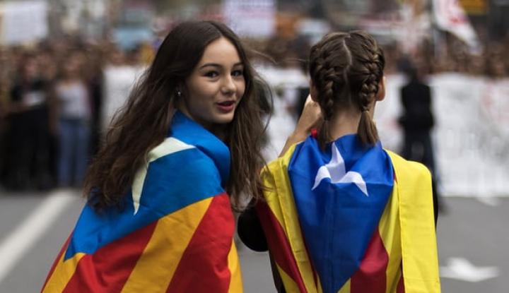 Foto Berita Spanyol Bantah Lakukan Upaya Kudeta Terhadap Catalonia