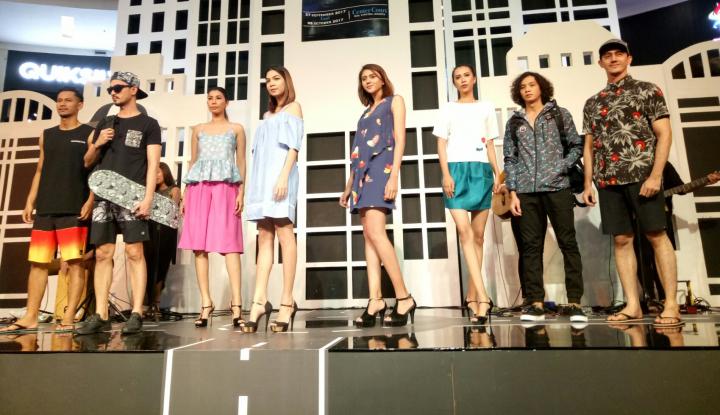 Maksimalkan Gayamu dengan Model Fashion Berikut Ini - Warta Ekonomi