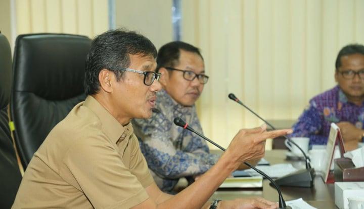 Semarak Syawal, Irwan Prayitno Baca Puisi WS Rendra