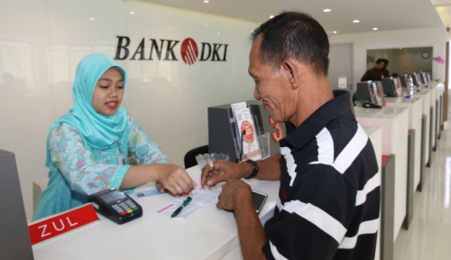Foto September 2017, DPK Bank DKI Tumbuh 39,76%