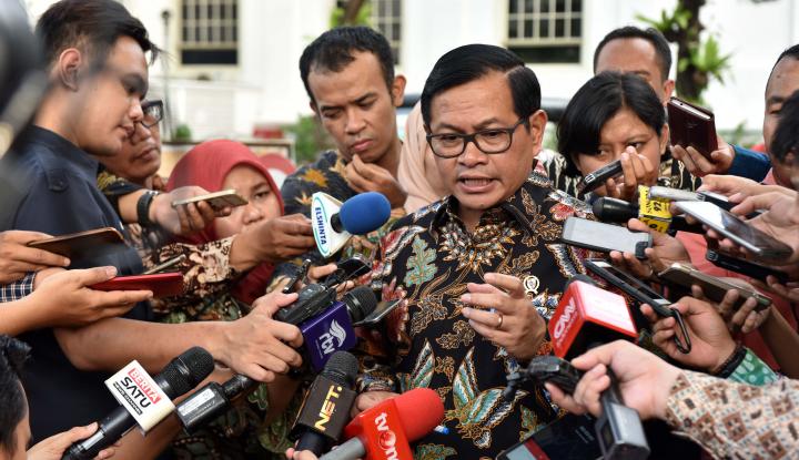 Pejabat Saling Adu Mulut, Pramono Redam Ketegangan - Warta Ekonomi