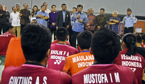 Foto Indonesia Sabet Gelar Juara Asia Junior Championship