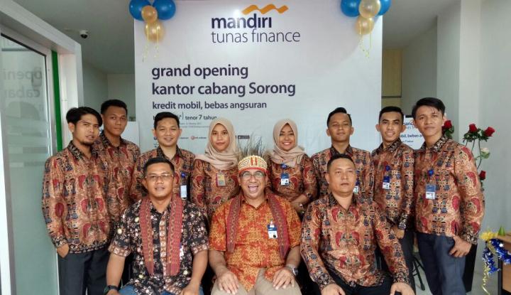 Foto Berita MTF Akan Buka Tiga Kantor Baru di Indonesia Timur