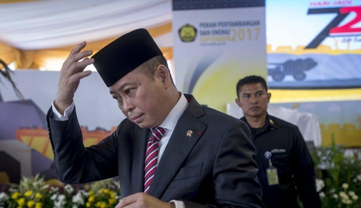 Foto Berita Nama Menteri Jonan Masuk Radar KPK