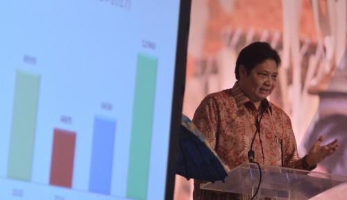 Foto Airlangga Dorong Pembangunan Pusat Inovasi Semakin Masif