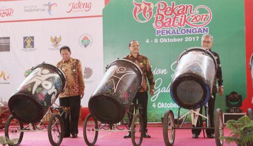 Foto Transaksi Pekan Batik Nasional Ditargetkan Mencapai Rp8 Miliar