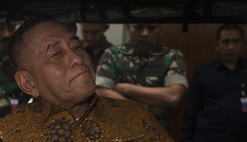 Foto Prabowo Sebut Kemampuan Pertahanan