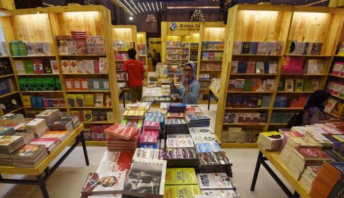 Foto Razia Buku Kiri, Komnas HAM Tuding TNI Langgar Hukum