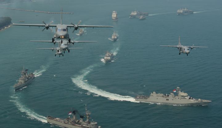 Foto Berita KRI Bung Tomo Tangkap Dua Kapal Vietnam