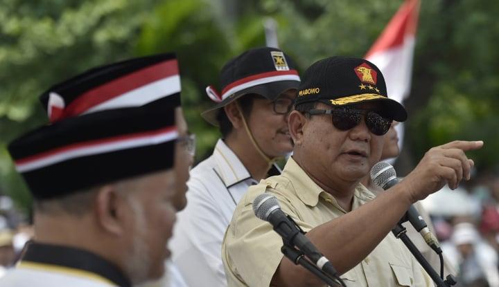 Foto Berita Ketua PAN: Prabowo Tak Ingin Negara Bubar
