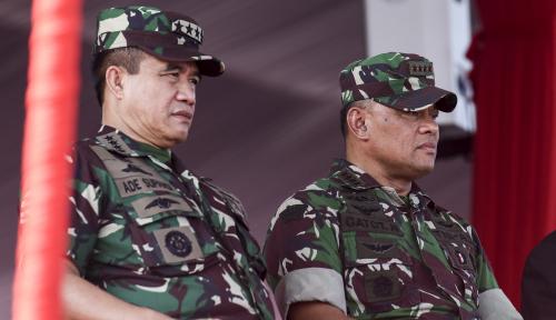 Foto Belum Juga 'Dicolek' Ketum Parpol, Gatot: Mereka Politikus Ulung