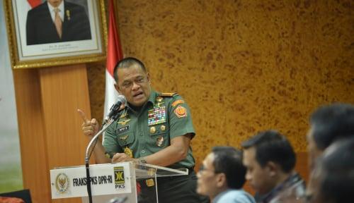 Foto Kapuspen TNI Benarkan Panglima TNI Ditolak Masuk AS