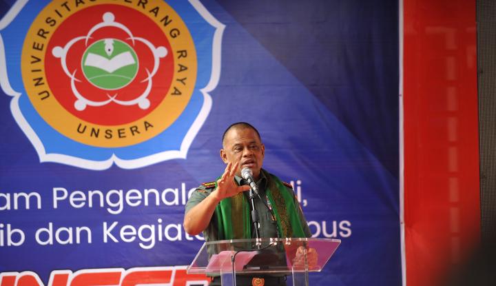 Foto Berita GNR Yogyakarta Deklarasikan Gatot Maju Pilpres