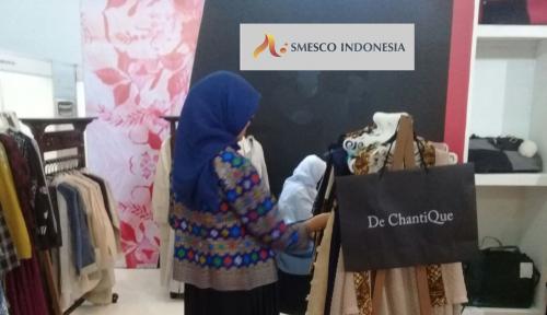 Foto UKM Mitra SMESCO Ikut Ramaikan Pekan Batik Pekalongan 2017