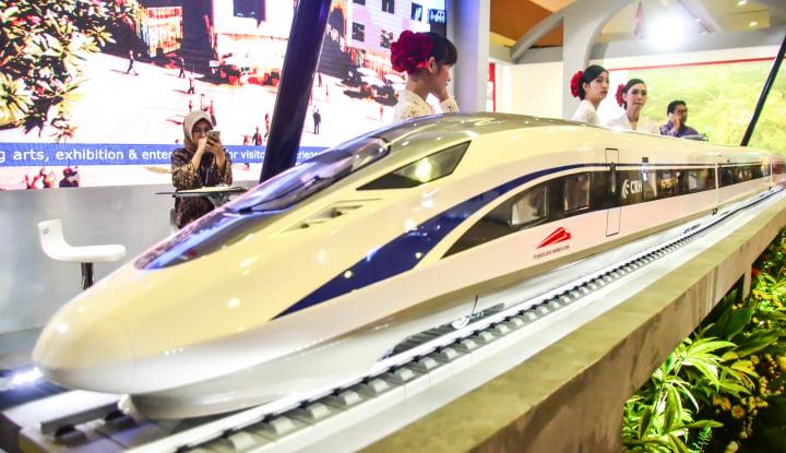 Foto Berita Malaysia Batalkan Proyek KA China, Ada Apa?