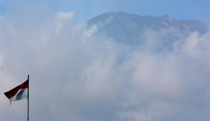 Foto Berita Kata Luhut, IMF-Bank Dunia Ikut Pantau Gunung Agung