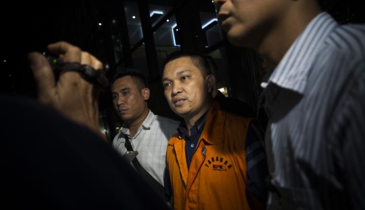 Foto Berita Ketua Pengadilan Tinggi Manado Suruh Anak Buah Lancarkan Urusan Suap