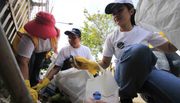 DBS Indonesia Ajak Generasi Milenial Peduli Lingkungan - Warta Ekonomi