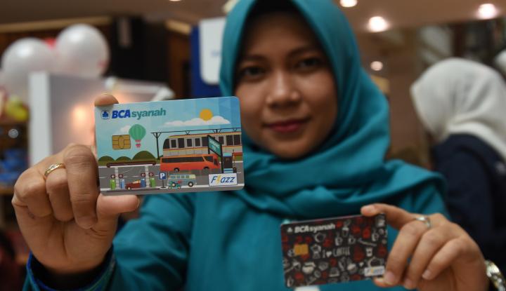 Ramadan Hingga Lebaran, Transaksi Nontunai BCA Naik 25%