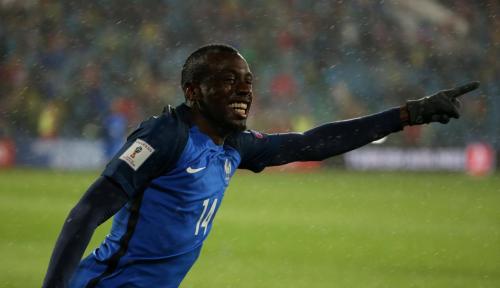 Foto Menang Tipis, Prancis Bekuk Bulgaria 1-0