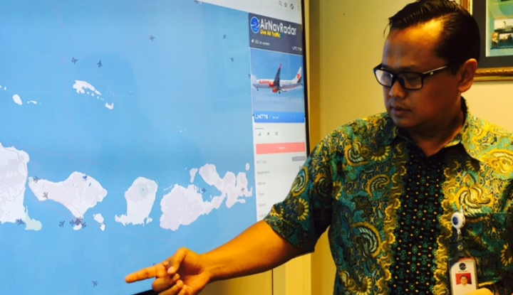 Foto Berita Jurus Baru AirNav Buat Pendaratan di Bandara Hasanuddin Lebih Presisi