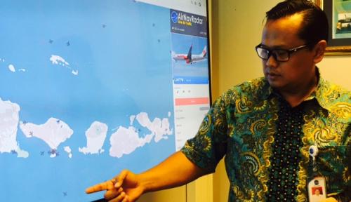 Foto Siaga Darurat Gunung Agung Berlanjut, AirNav: Ruang Udara Bali Aman!