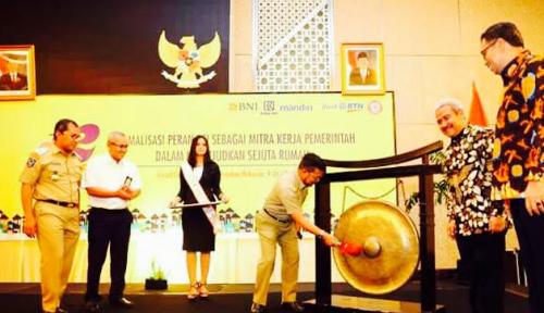 Foto Wali Kota Makassar Minta REI Perhatikan Fasum dan Fasos