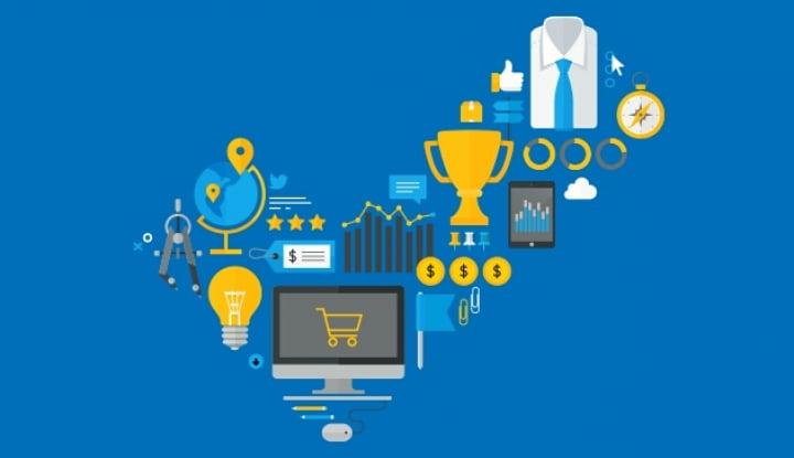 UMKM yang Online Terbukti  Pulih Lebih Cepat Dibanding Offline