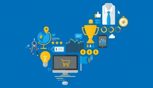 Foto Teknologi dan E-Commerce Ubah Fungsi Pasar