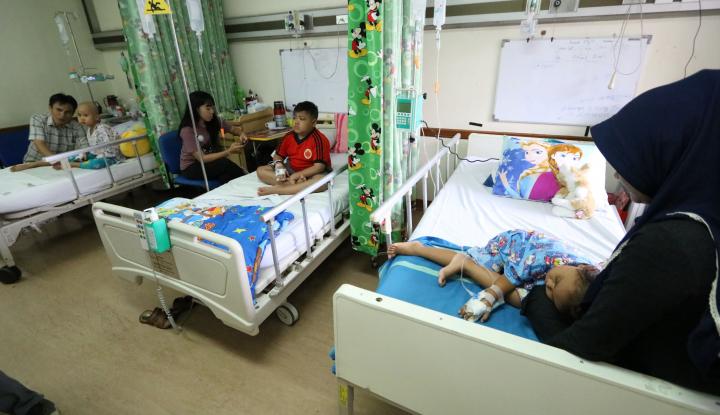 Foto Berita Sulit Dicegah, Kanker pada Anak-Anak Perlu Terdeteksi Sejak Dini
