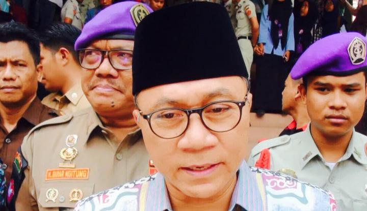 Foto Berita Ketua MPR Minta Pemerintah Cegah Kenaikan Harga Beras
