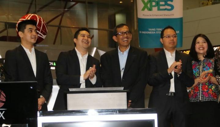 Foto Berita Pinnacle Investment Luncurkan Produk ETF Baru