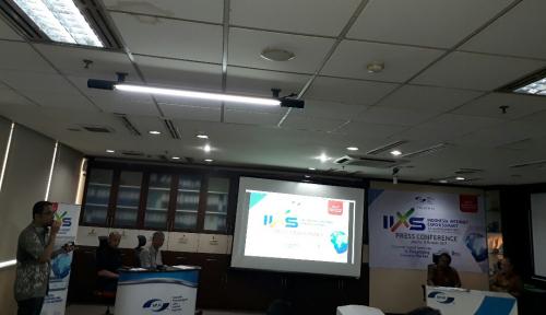 Foto Pameran IIXS Hubungkan Industri Perhotelan dan Penyelenggara Jasa Internet
