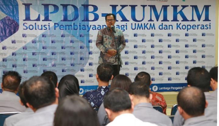 LPDB KUMKM Targetkan Pengalihan Dana Bergulir Rp20 Miliar - Warta Ekonomi