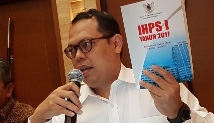 BPK Nilai Pengawasan Internal Kementerian Lembaga Masih Lemah