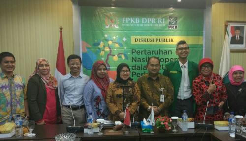 Foto RUU Perkoperasian akan Akomodir Upaya Rebranding Koperasi