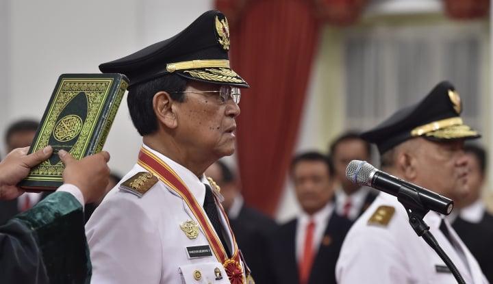 Foto Berita Ditanya Soal 100 Hari Kerja, Sultan HB X: Tidak Punya Program