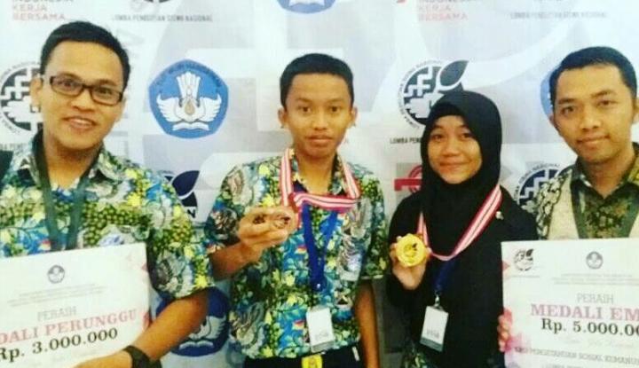 Foto Berita Siswa Binaan Astra Agro Juara LPSN 2017