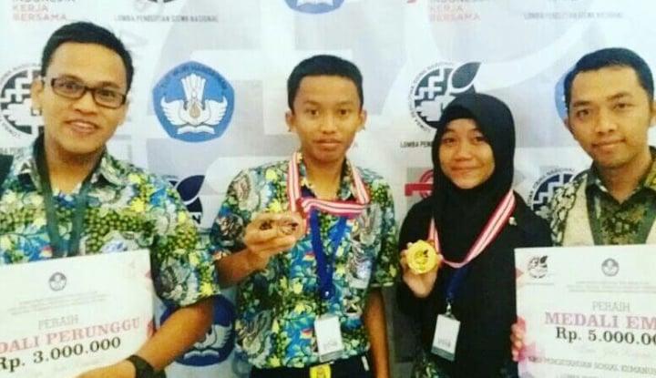 siswa binaan astra agro juara lpsn 2017