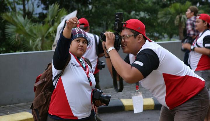 Foto Berita Canon Targetkan Peserta PhotoMarathon dari Berbagai Profesi