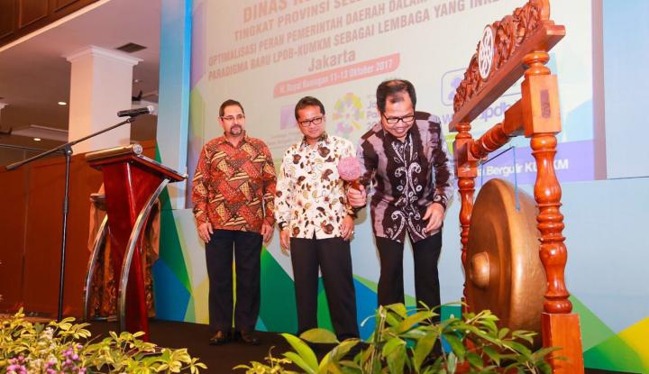 Foto Berita Tahun Depan LPDB-KUMKM Mulai Terapkan Fintech