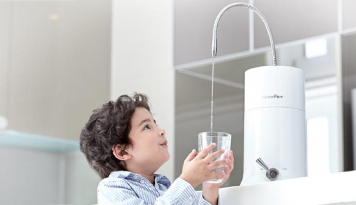 Foto Berita HomePure Nova Hadirkan Air Minum Berkualitas