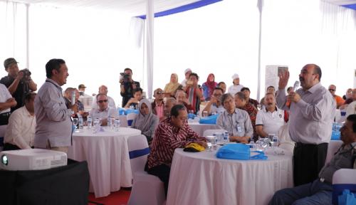 Foto Pengusaha Timur Tengah Siapkan Rp200 Triliun untuk Proyek BIJB