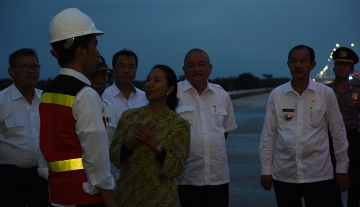 Foto Berita Gubernur Sumsel: Era Presiden Jokowi, Masyarakat Sumsel Punya Tol Pertama