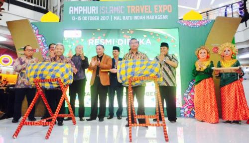 Foto Wagub Sulsel: Harus Rasional Pilih Travel Umrah!