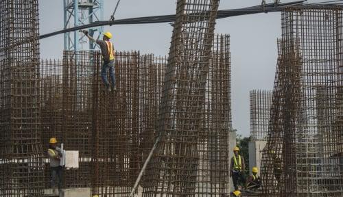 Foto 2017, Bank Mandiri Salurkan Rp220 Triliun untuk Infrastruktur