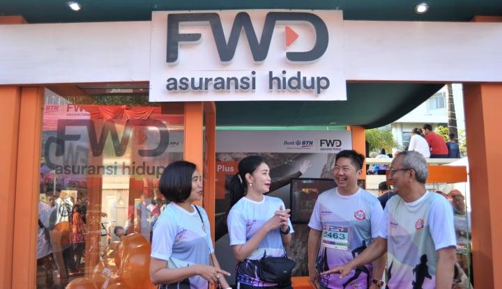 FWD Life Ajak Nasabah Rasakan Pengalaman Sesuai Passion - Warta Ekonomi