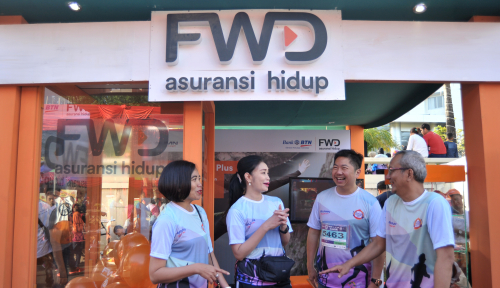 Foto Genjot Asuransi Syariah, FWD Life Gandeng K-Link