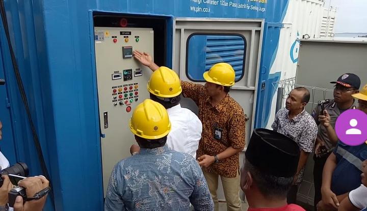 Foto Berita Proyek Pembangkit 35.000 MW Baru Tercapai 3%